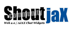 ShoutJax.com Community Logo